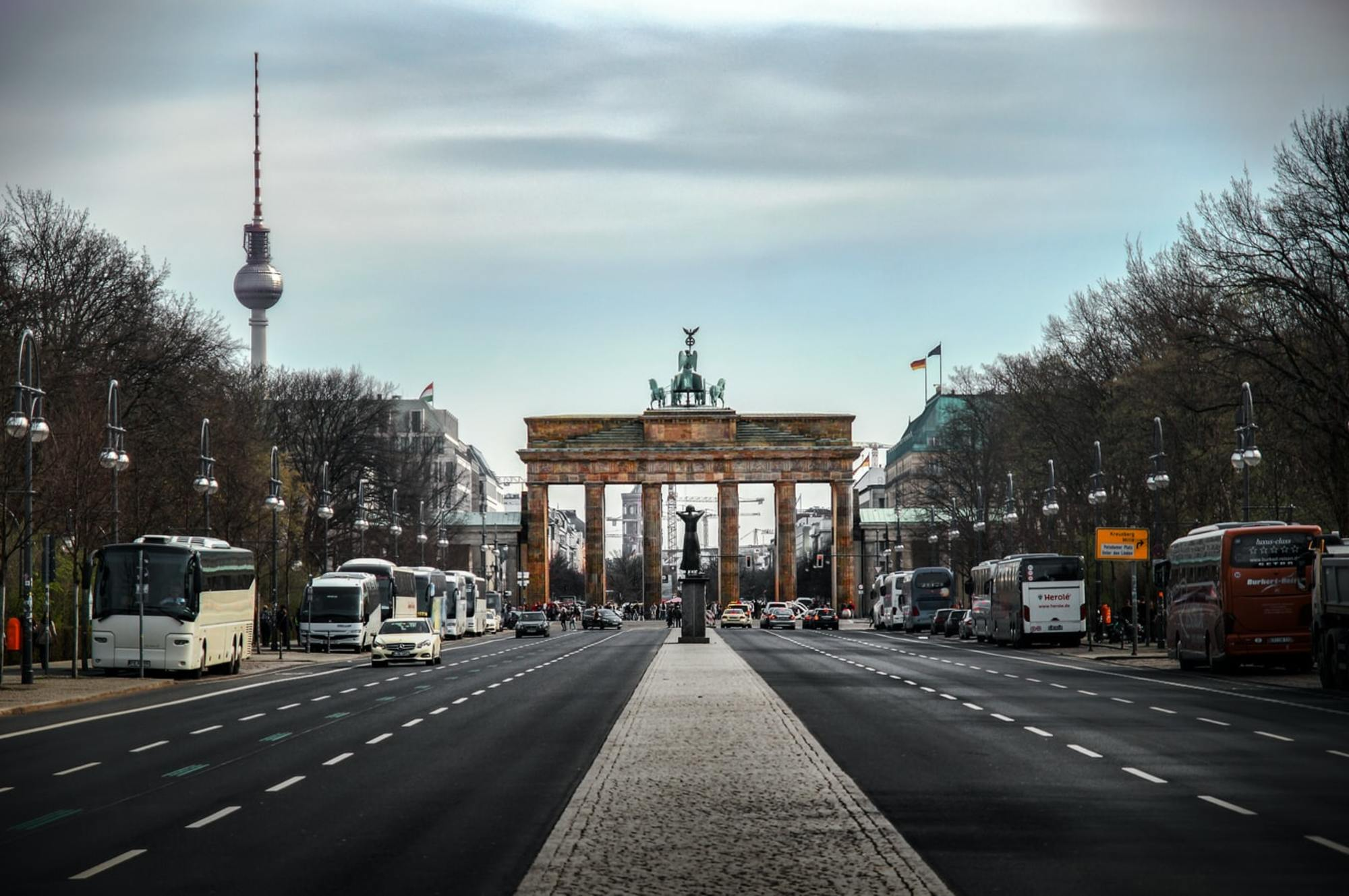 Center of Berlin