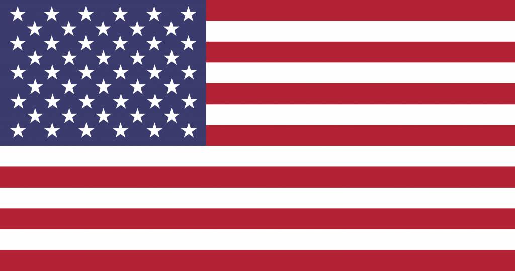Flag of the U.S.A.